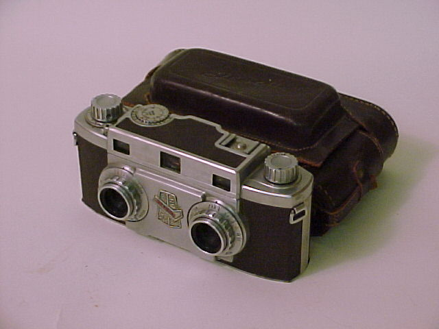 Cameras and Accessories - Stereo, 3d and Vintage