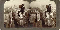 photographer stereoview